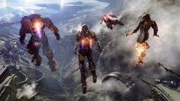 EA Announces New Bioware IP Called Anthem