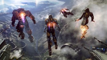 EA Announces New Bioware IP Called Anthem