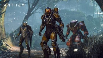 Bioware Anthem Will Feature Writing From KOTOR and Mass Effect Author