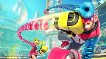 ARMS Graphic Novel Coming in 2018
