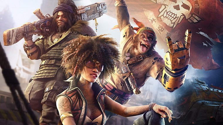 Beyond Good and Evil 2: E3 2017 First In-Engine Demo
