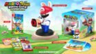 Mario + Rabbids: Kingdom Battle Collector's Edition Includes Soundtrack CD and Figurine