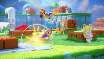 Mario + Rabbids: Kingdom Battle Season Pass and Post-Launch DLC Announced