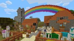 Minecraft Update Adds New Skin Pack, Achievements, and Llamas