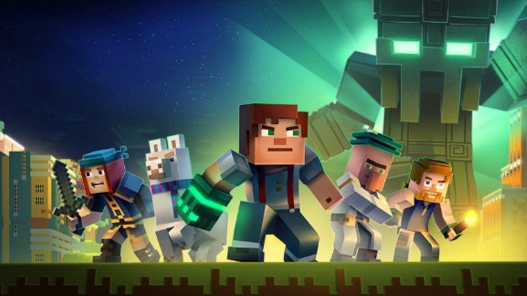 Minecraft Story Mode That S Some Pig Muat Turun F