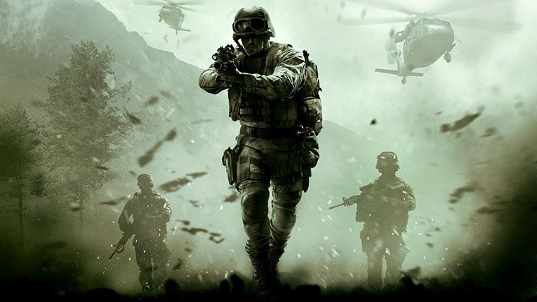Modern Warfare Remastered confirmed, comes first to PS4
