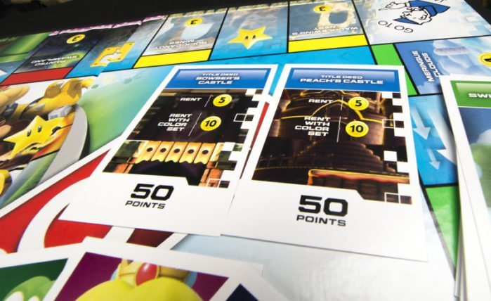Nintendo Monopoly Gamer With Power-Ups
