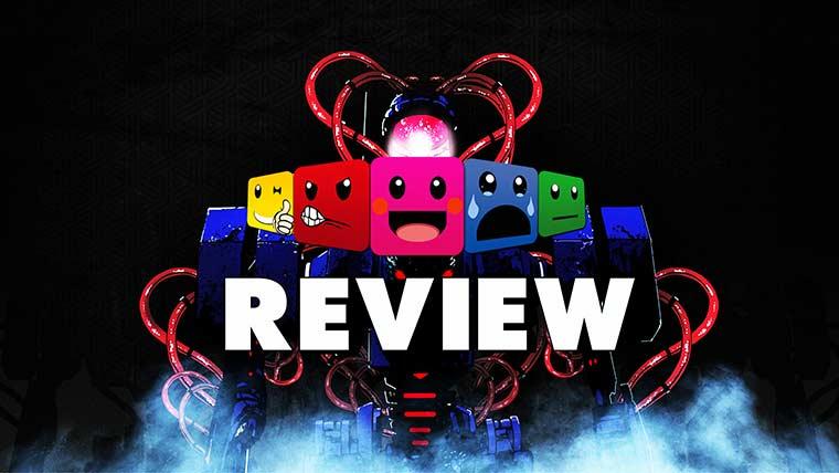 Nex Machina Video Review