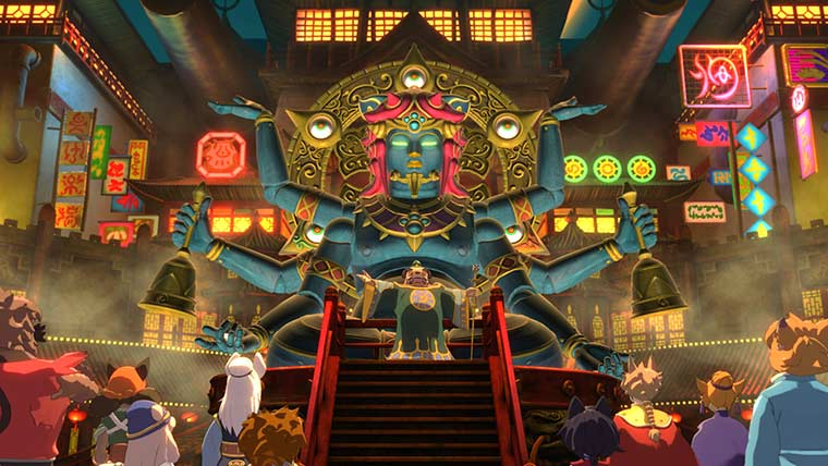 Ni No Kuni 2 Gameplay Hands-On Impressions from E3 2017