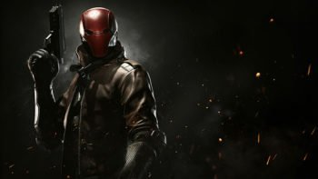 Red Hood Available for Injustice 2