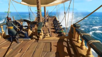 Sea of Thieves Doesn't Require a Mic, but it is the Best Way to Play