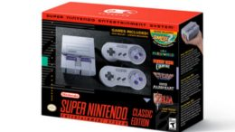 SNES Classic Edition Preorders are Live Now at Walmart