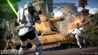 Hands-On: Star Wars Battlefront 2 hasn't Won me Over, but it's Close