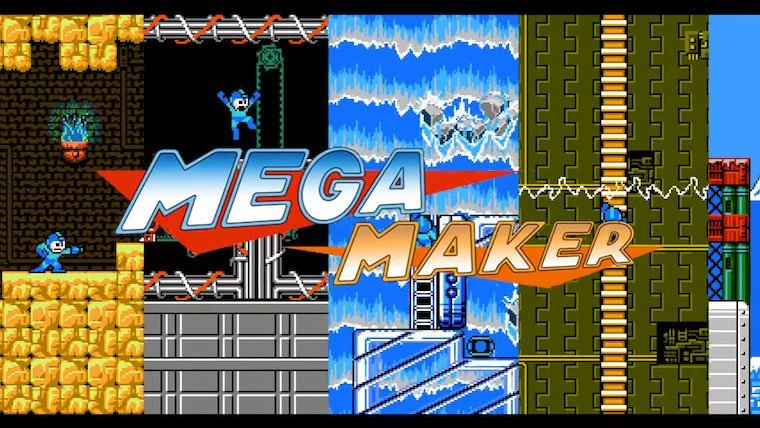 Mega Maker is a neat looking, unofficial Mega Man level editor