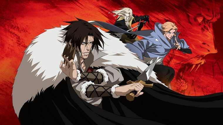 Castlevania Netflix Series Will Have A Season 2