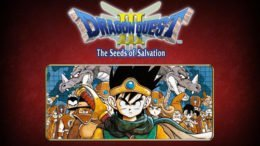 Square Enix Recreated Part of Dragon Quest III on PS4