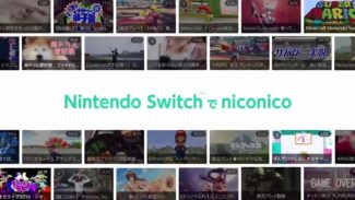 Nintendo Switch Adds Niconico As Its First Streaming App