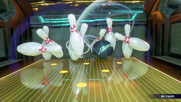 Ultimate Tekken Bowl Scores a Strike in Tekken 7 This August