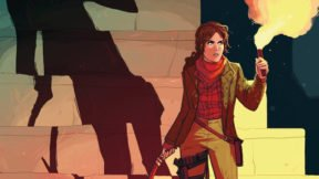 Tomb Raider: Survivor's Crusade Comic Series Coming This Fall
