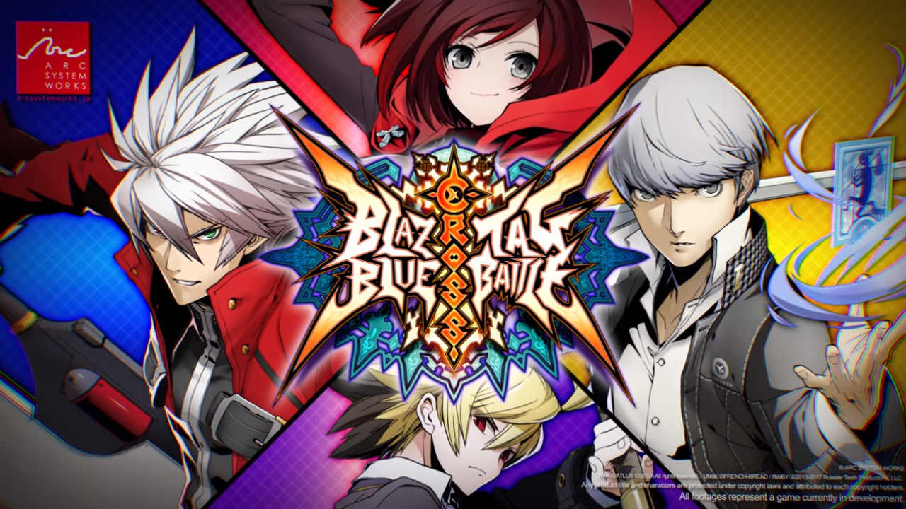 BlazBlue Cross Tag Battle announced at Evo 2017