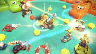 Micro Machines World Series: The Skill of Thoughtful Product Placement