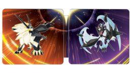 Pokemon Ultra Sun and Ultra Moon Gets Dual Steelbook Release