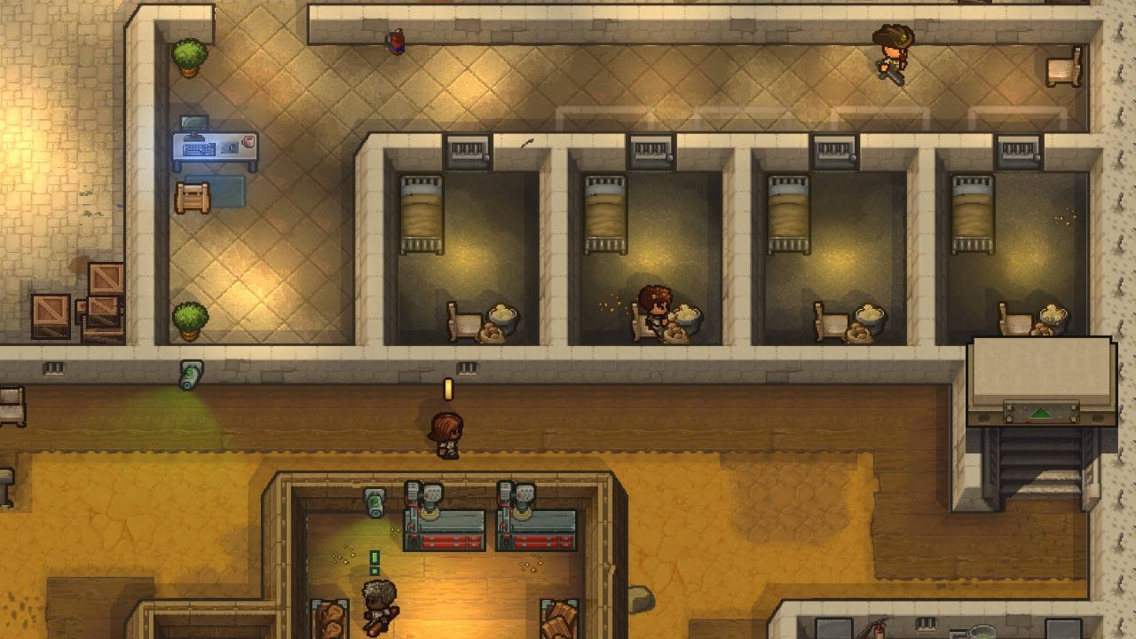 The Escapists 2 carves out a release date