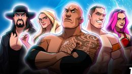 WWE Tap Mania Releases for Mobile Devices