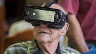 Nonprofit Provides VR Games for the Sick, Disabled and Elderly