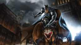 First Batman: The Enemy Within Trailer Released