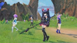 Cyberdimension Neptunia: 4 Goddesses Online Coming to PS4 in October