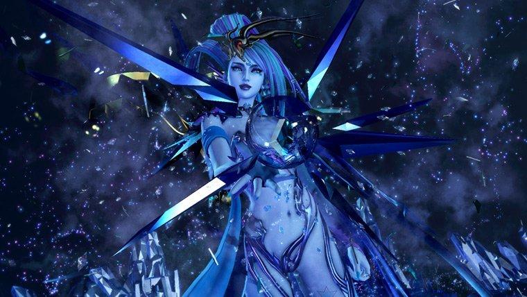 Dissidia: Final Fantasy NT Shiva