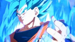 Dragon Ball FighterZ Shows Off SSB Goku, Vegeta In Action