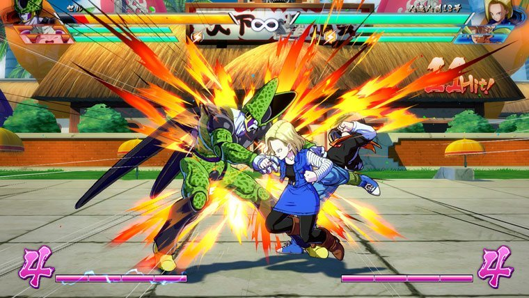 Dragon Ball Fighter Z Gameplay and Release Information