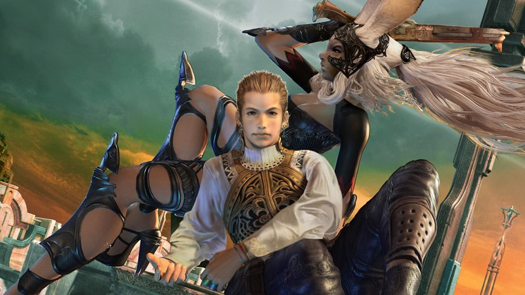 Final Fantasy XII Balthier Fran