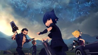 Final Fantasy XV Pocket Edition Announced for Mobile