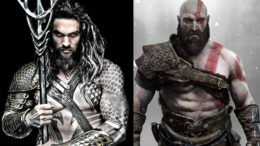 Jason Momoa Would Love to Play Kratos in a God of War Film