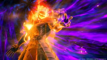 Marvel Vs Capcom: Infinite Soul Stone, Character Trailer Unveiled