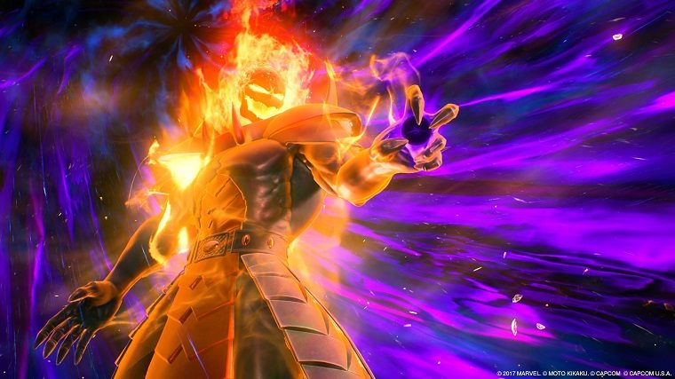 Things Get Demonic in Latest Marvel vs. Capcom: Infinite Trailer