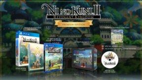 Ni no Kuni II Presents Special Editions and Season Pass