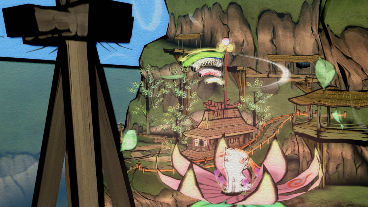 Okami HD Coming to PS4 & Xbox One Later This Year