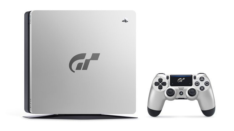Sony's Gran Turismo Sport limited edition PS4 bundle drops this October