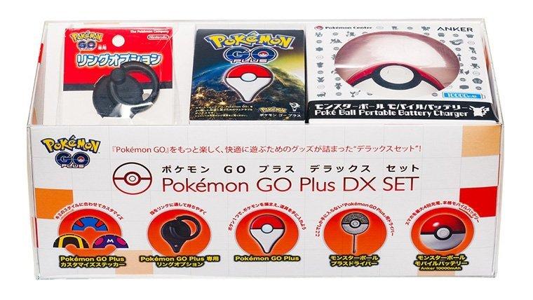 Pokemon Go Plus DX Set