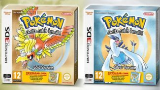 Pokémon Gold And Silver Gets Strange Release On 3DS