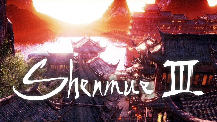 Deep Silver Are Now Publishing Shenmue 3