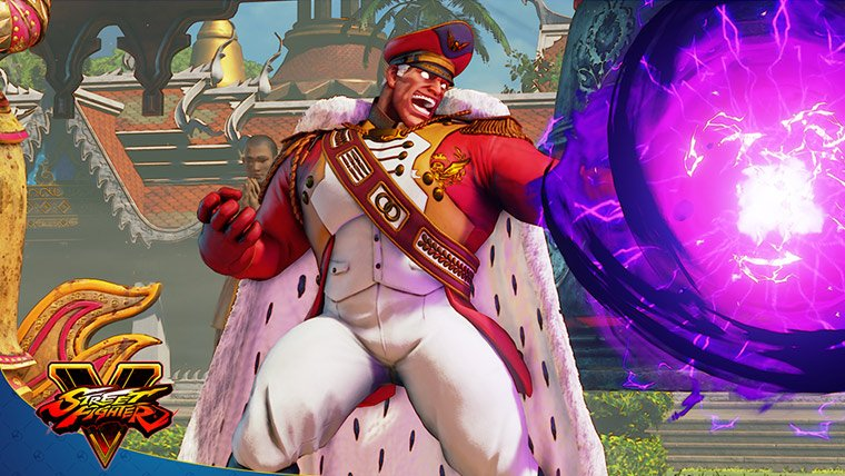 Street Fighter V gets new outfits to mark 30th anniversary