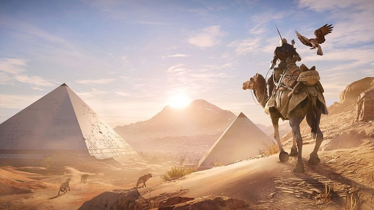 'Assassin's Creed: Origins' cinematic game trailer explores Egyptian setting
