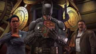 "Batman: The Enemy Within – Episode 1 ""The Enigma"" Review"