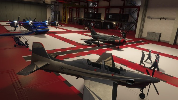 GTA Online's Next Update 'Smuggler's Run' Opens up the Skies
