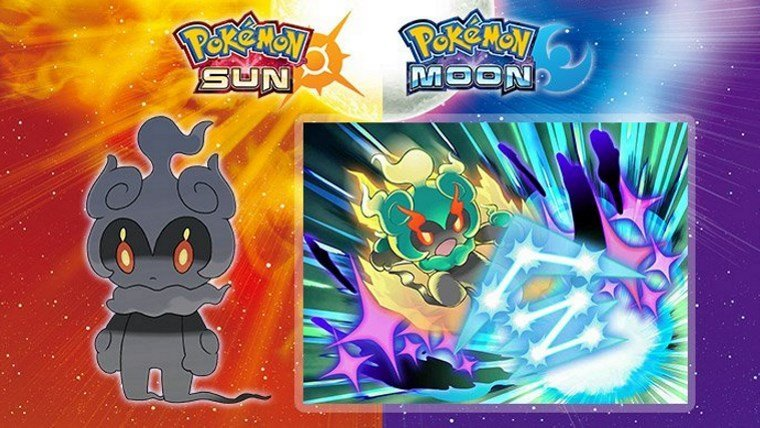 New Mythical Pokemon, Marshadow will be a GameStop giveaway in October